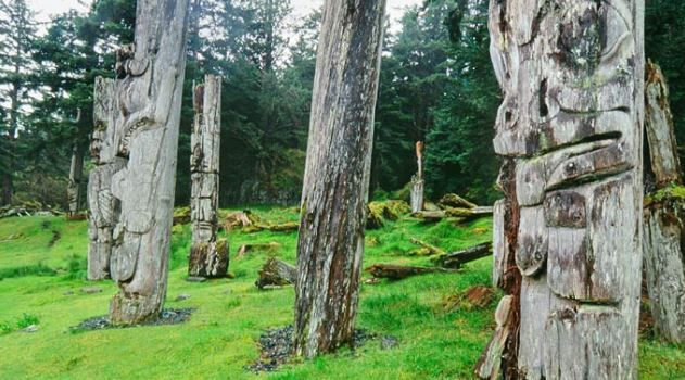 A REMARKABLE JOURNEY TO ALASKA, BRITISH COLUMBIA & HAIDA GWAII