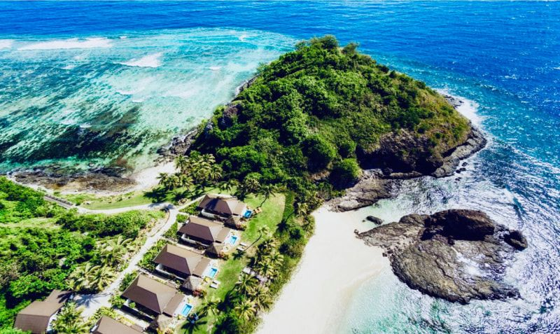 6 Day Romance on Matamanoa Island Resort Exterior